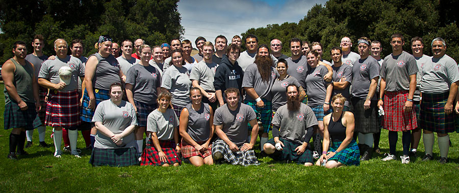 2011 Monterey Athletes