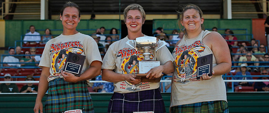 2011 Pleasanton Womens  Winners - <em>Douglass Sisk Photography</em>